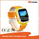 GPS Tracker Kids Smart Watch with SIM Card Slot Kids Watch Phone SOS Alarm Anti lost for iOS Android