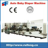 Promotion of the BaBy Diaper change Making Machine On the Marketing Trading RF-NKT Baby Diaper Machine Production Line