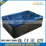 8 persons rectangle hot tubs series outdoor Spa Pool