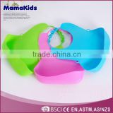 Brand new disposable paper baby bib with high quality