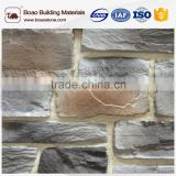 China building materials high quality natural stone look imitation stone cladding wall tile