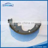 Auto parts brake shoe 96226110 90421797 1605812 S4520003 S4520006 S4520005 NP1441 NP1464 96430417 90542863 for chevrolet nubira