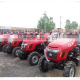 20hp to 75hp garden orchards tractor 4wd small size for sale
