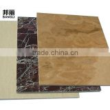 External Wall And Internal Wall Aluminium Composite Panel Price decorative facade cladding