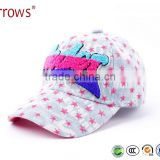 Manufacturer Kids Baby Infant Customized Popular Baseball Cap/ Sports Hats