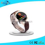 Custom oem bluetooth smart watch with heart rate monitor