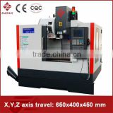 [ DATAN ] Reformed 4 axis rotary table Aluminium cnc machining center