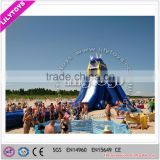 giant inflatable water slide, inflatable adult slides for sale Lilytoiys Toys Manufacturer