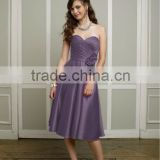 LL056 Short Beautiful Bridesmaid Dress 2013