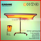 Professional Sunshine led therapy beauty equipment / Home led bed / wholesale pdt home led device