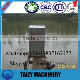 electric automatic fish fooe feeder machine/bait casting machine for fish pond