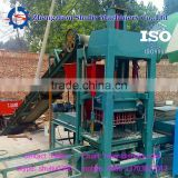 Small zenith block machine Concrete block making machine