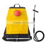Inquiry about iLOT 4 Gallon (16L) Backpack Fire Pump with Collapsible Bag with Back Cushion for SmokeChaser