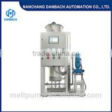 Liquid loss weight feeding machine feeders