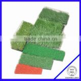 Artificial Landscaping Grass Yarn With Straight And Texured Monofilament For Garden Turf
