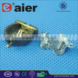 Daier metal battery holder cr1220