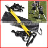 8-rung Agility Ladder for Speed Soccer Football Fitness Feet Training + Bag