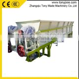 10T/H Output wood skin peeling machine/wood peeler/wood log debarker