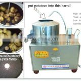 electric automatic professional potato peeler machine price potato peeling and washing machine