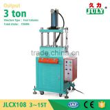 INQUIRY about JULY brand four columns small hydraulic press 3 Tons