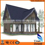 Luxury Modern Design China Manufacture Supplier Low Cost Light Gauge Steel Prefab Beach Houses Best Price