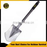 Lightweight Garden Steel Survival Shovel Manufacturers
