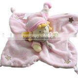 Plush reborn baby dolls stuffed doudou blanket plush baby toy