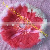 high quality in stack of the goods ballet skirts babys blue tutu skirts girls wear