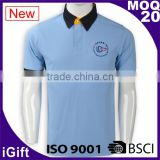 BSCI Factory Audit DHL Embroidered Bamboo Polo Shirt
