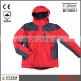 New design ski jacket fashionable breathable windbreaker waterproof windproof Jacket for men