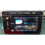 VW dvd player with capactive panel car dvd gps multimedia system