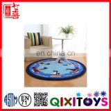 Cartoon children covered with carpet in the living room bedroom bedside crawling mat custom