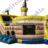 inflatable game china, commercial inflatable slide, cheap inflatables DS067