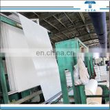Experienced manufacture 90 degree hot water dissolvable fabric,water soluble nonwoven fabric