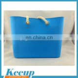 Wholesale new products silicone handbag beach bag for promotion