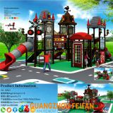 Wooden Slides Outdoor Playground Slides