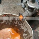 Tomato Tahini Sesame Paste  Peanut Butter Making Machine Fruit Grinder Emulsifying Colloid Mill