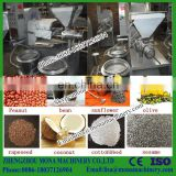 Olive oil press machine, cold press full automatic groundnut oil mill/oil press