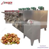 Commercial Gas and Electric Used Cocoa Bean Nut Roaster Peanut Roasting Machine For Sale