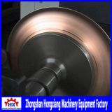 Copper Pan Custom CNC Stainless Steel Spinning Parts Processing Lathe Machines Equipment