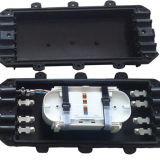 Large Capacity Horizontal Fiber Optic Splice Closure(H524)