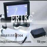 ERIKC continuous zooming SD digital optical stereo industrial microscope with high brightness 8 LED for up to 100 t