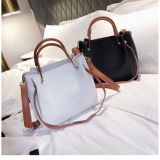 Fashion and hot  cheap pu leather bag set ladies bags women hand bags/crossbody bag