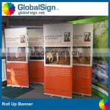 Shanghai GlobalSign advertising pull up banner stand