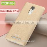 MOFi Original Hard Housing for XiaoMi RedMi Note 3 Pro, Crystal Leather Back Cover Case for Xiomi Redmi Note 3