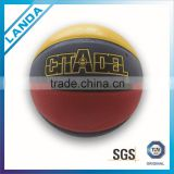 official size and weight match quality PU basketball,basketball ball,basket ball