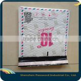 white printing Poly Bubble Material EMS poly bubble mailer