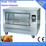 Commercial electric chicken roaster machine