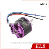 Multi-Copter Quad Angel A2212-13 KV980 Brushless Motor For Airplane