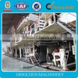 hot selling 3200mm fourdrinier wire gypsum board face paper production line